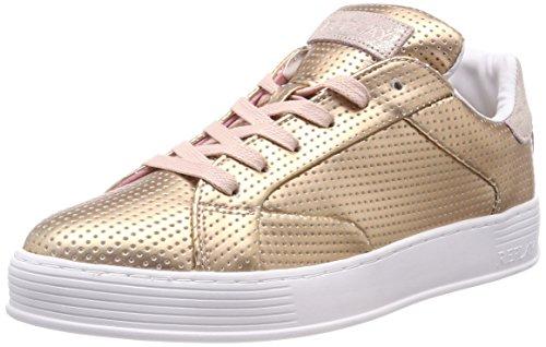 Replay Damen Lowa Sneaker, Pink (Copper), 37 EU