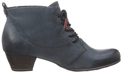 Tamaris 25115 Damen Kurzschaft Stiefel Blau (Navy 805)