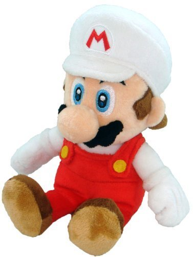 "Mario Fire - 18cm 7"""
