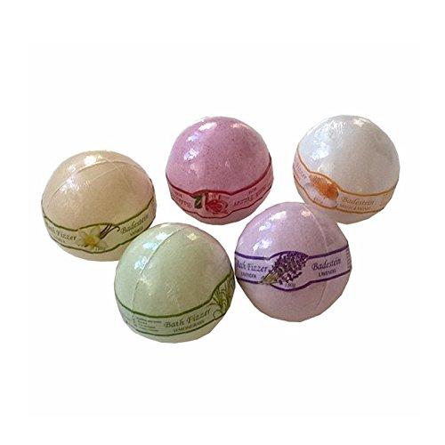 Badekugel 190g (Vanille) (Badekugeln Vanille)