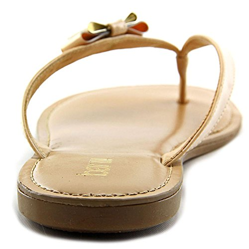 Bar III Vance Bow Flipflop Synthétique Tongs Nude