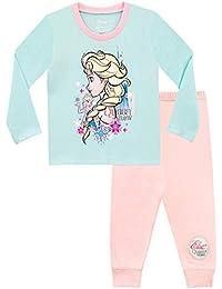 Disney Frozen Pijama para Niñas La Reina del Hielo