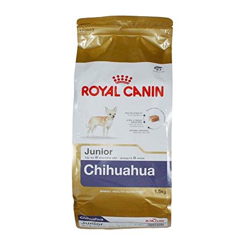 Royal Canin Chihuahua Junior, Chihuahua Junior perro cachorro comida seca 1,5 kg