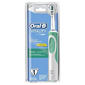Braun Oral-b vitality dual clean rechargeable electric