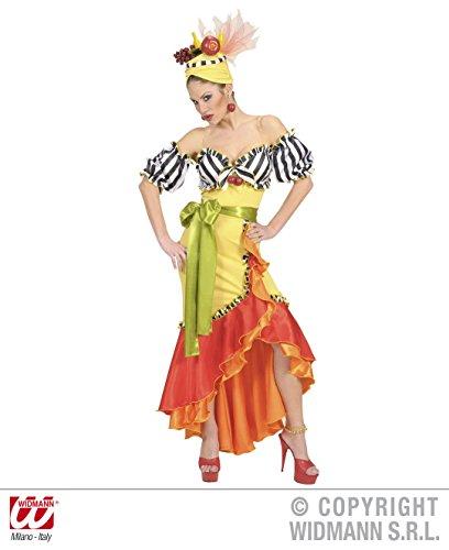 Miranda Tänzerin Brasilianerin Kostüm (Samba Kostüme Tänzerin)