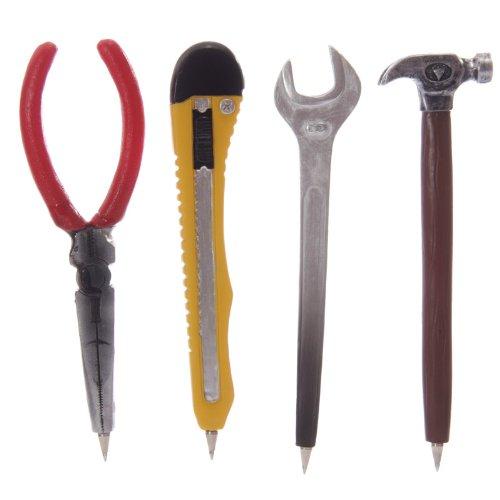 TTG Puck - Penne a forma di utensili, idea regalo per compleanni/Natale e altre occasioni