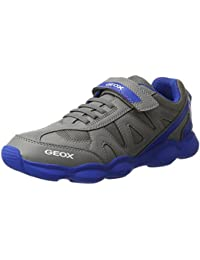 Geox J Munfrey A, Sneakers Basses Mixte Adulte