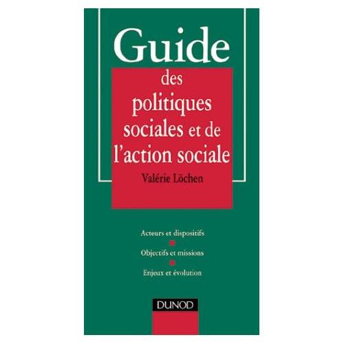 Guide des politiques sociales