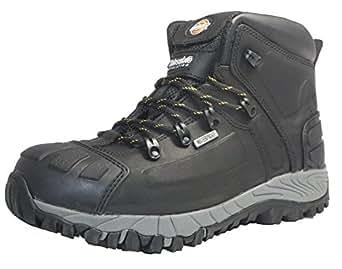 DIC23310-BLK-10 - Dickies Medway Super Safety Hiker Black size10