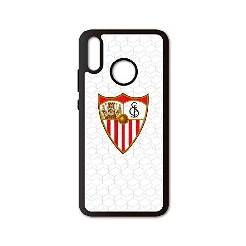 816d569e1dc PHONECASES3D Funda móvil Huawei P20 Lite Sevilla Escudo 3D - Blanco