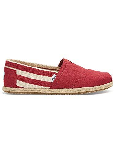 TOMS Herren Slip On University Classic Slip-Ons (Schuhe Toms Herren On Slip)