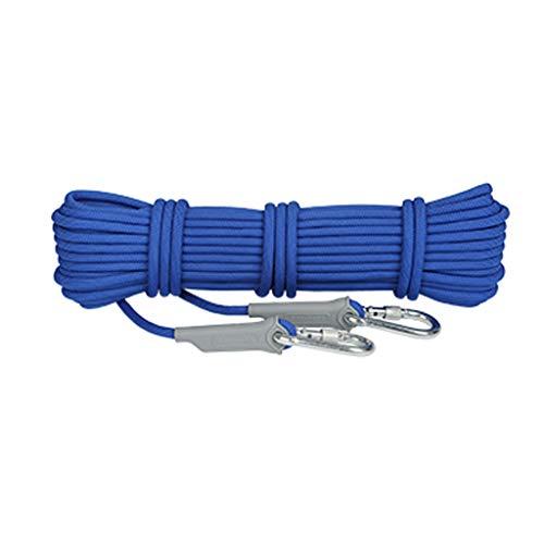 LYM-Rope Corde d'escalade, Cordon De Sécurité Anti-échappement d'urgence pour Le Sauvetage en Montagne, Diamètre De 12 Mm Extérieur