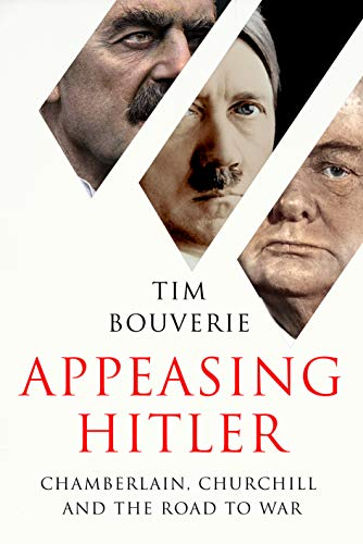 Appeasing Hitler: Chamberlain, Churchill and the Road to War (English Edition) (Geoffrey Cohen)