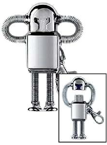 4GB Novelty USB 2 Robot Flash Drive