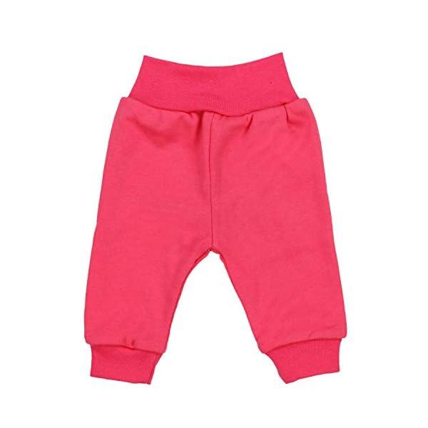 TupTam Pantalones de Bebé. Paquete de 5 3