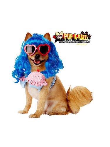 California Girl Kostüm für Hund