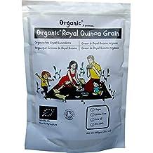 Semillas de Quinoa Calidad Premium/Royal Quinoa, Certificado 100% ORGÁNICO, Puro,
