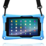 Cover Tablet 7 Pollici, Cooper Trooper 2K Custodia Protettiva per Tablet Robusta e Resistente con Tracolla e Supporto Integrato