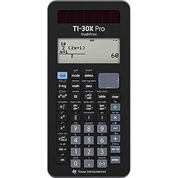 Texas Instruments TI-30XPROMV Multiview Schulrechner