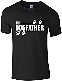 The Dogfather - Novelty T-Shirt for dog lovers