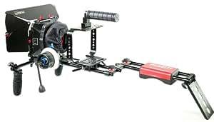 FILMCITY Adventure Pochette pour bas de ligne-Kit pour caméras Blackmagic Cinema Camera (FC - 05)
