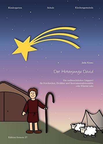 Julia Krenz: Der Hirtenjunge David