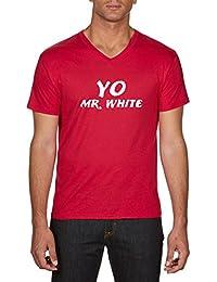 Touchlines Yo Mr White, T-Shirt Homme