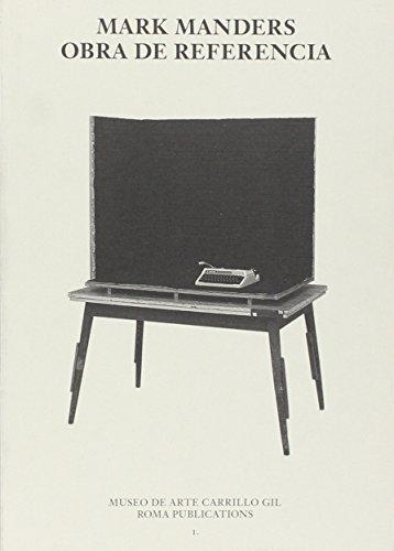 Mark Manders - Obra De Referencia