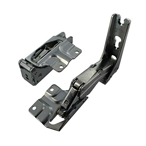 Bosch 120040513704 5.0/3306 5.0/3307 5.0Bosch/Neff/Siemens Scharnier-Set für untere und obere Tür, Originalprodukt