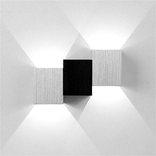 applique murale led interieur. Black Bedroom Furniture Sets. Home Design Ideas