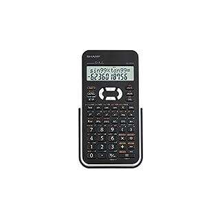 Sharp EL531 Wissenschaftlicher Taschenrechner weiß