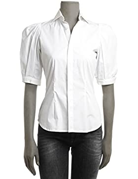 Ralph Lauren Camicia Donna 513IMM9YCMM99A1000 Cotone Bianco