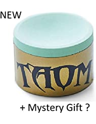 TAOM Soft Gold Cue Chalk + Free Mystery Gift (S2321S)