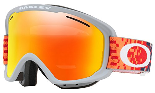 Oakley o Frame 2.0 xm Injected Unisex Google, Pixel fade red Fathom, M