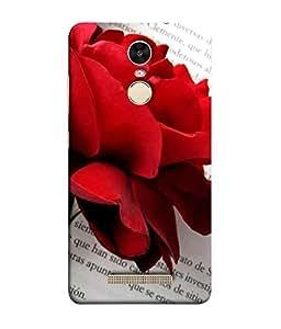 Fuson Designer Back Case Cover for Xiaomi Redmi Note 3 :: Xiaomi Redmi Note 3 Pro :: Xiaomi Redmi Note 3 MediaTek (rose lovely rose Beautiful Rose red Rose love)