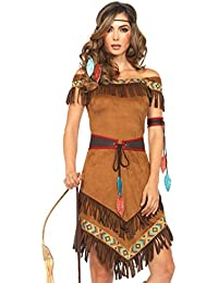 Leg Avenue Native Princess Women's Costumes, X-Large