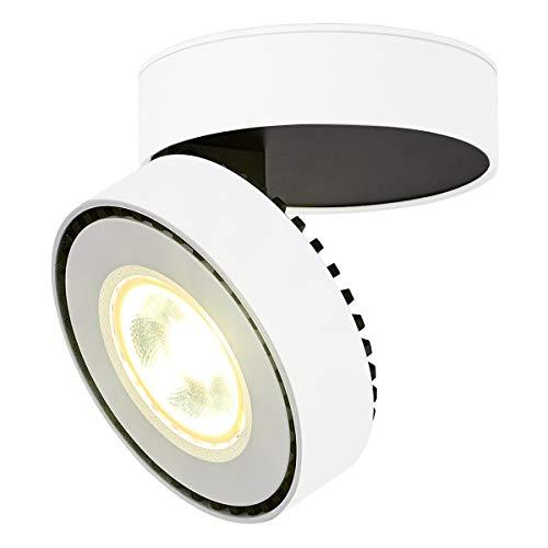 Dr.lazy 12W LED Focos para el techo,Focos de pared, Lámpara de techo,...