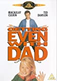 Getting Even With Dad [DVD] [1994]