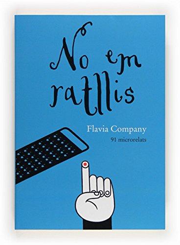 No em ratllis  (eBook-ePub) (Catalan Edition) par Flavia Company