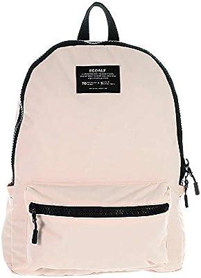 Ecoalf - Bolso mochila  para mujer Rosa rosa
