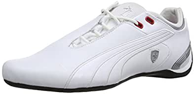 Mens Puma Future Cat M2 SF Low-Top 304004-01 White 9 UK, 43 EU
