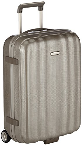Samsonite – Lite-Cube Upright 55 cm, Beige (IVORY GOLD)