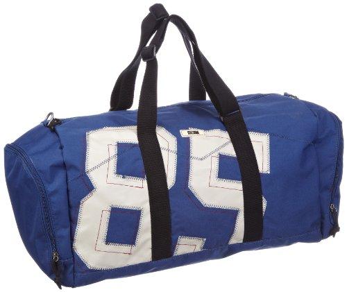 Hilfiger Denim  TYLER DUFFLE, sacs à main homme Bleu - Blau (ENSIGN BLUE-EUR / MOONBEAM 425)
