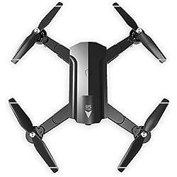 Cathy02Marshall Drone con Camara SG900-S Avión Plegable 720P 1080P WiFi FPV GPS RC Drone Quadcopter Gran Angular, Vion Juguete RC