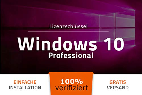 Microsoft Windows 10 Professional PRO - 32/64Bit - Deutsch - 100{04049a9fb5116bccfb6ff7941690df2c8aef10f531d4c571b325f3cde1c11dbd} verifiziert deutsche Ware - USB-Stick von EXITOSOFT - bootfähig - mit AUDIT Zertifikat