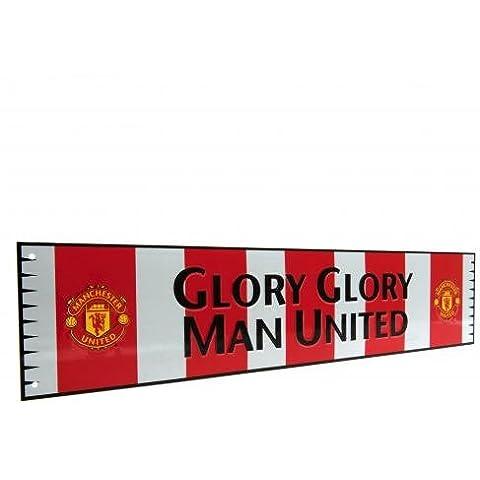Bar Scarf Sign - Manchester United F.C