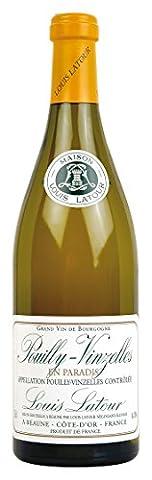 Louis Latour Pouilly-Vinzelles en Paradis Macon 2014 Wine 75 cl