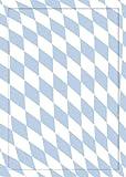 Bayern Raute Briefpapier Motivpapier DIN A4 90 g/m² (20 Blatt)