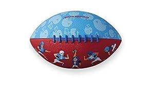 """Crocodile Creek-Jugadores de fútbol-/Rojo Cepillado de fútbol, Azul, 8"""""""