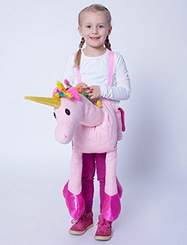Einhorn zum Umhängen Kind keine (Reiten Kostüm Kinder Für)
